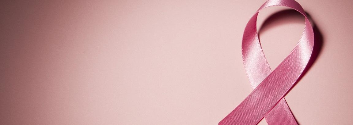 Breast cancer pink ribbon